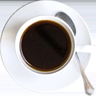 DDA koffie zwart